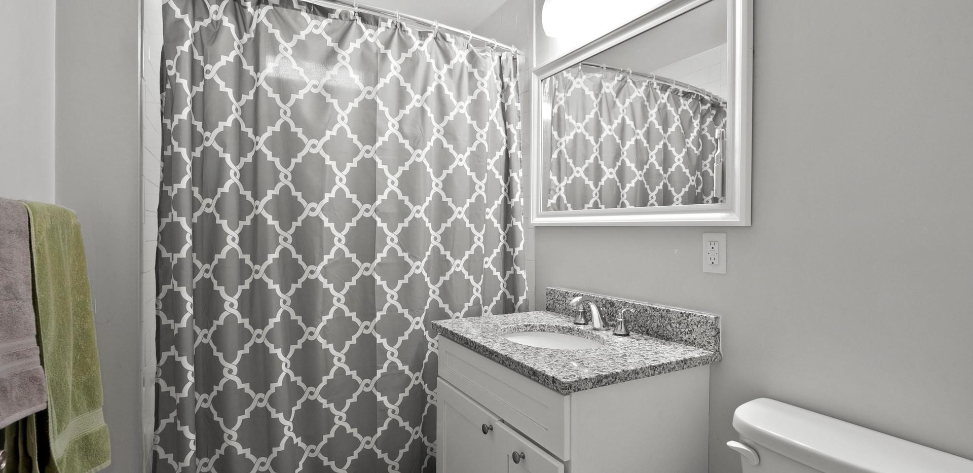 Bathroom @ 139 Adams Street #3