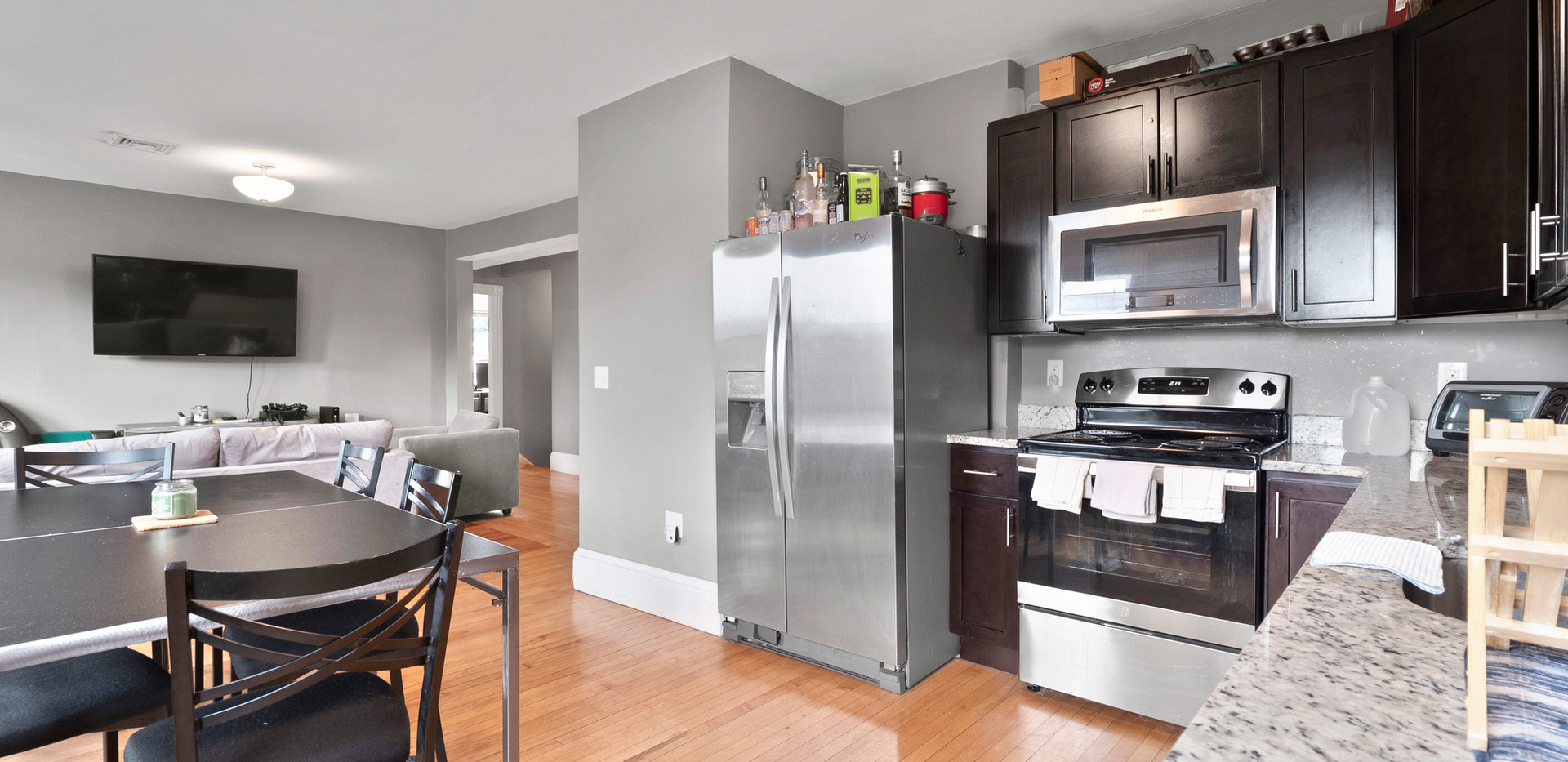 Kitchen @ 139 Adams Street #3