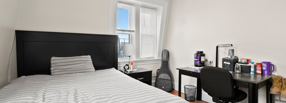 Bedroom A @ 20 Governor Street Unit 3