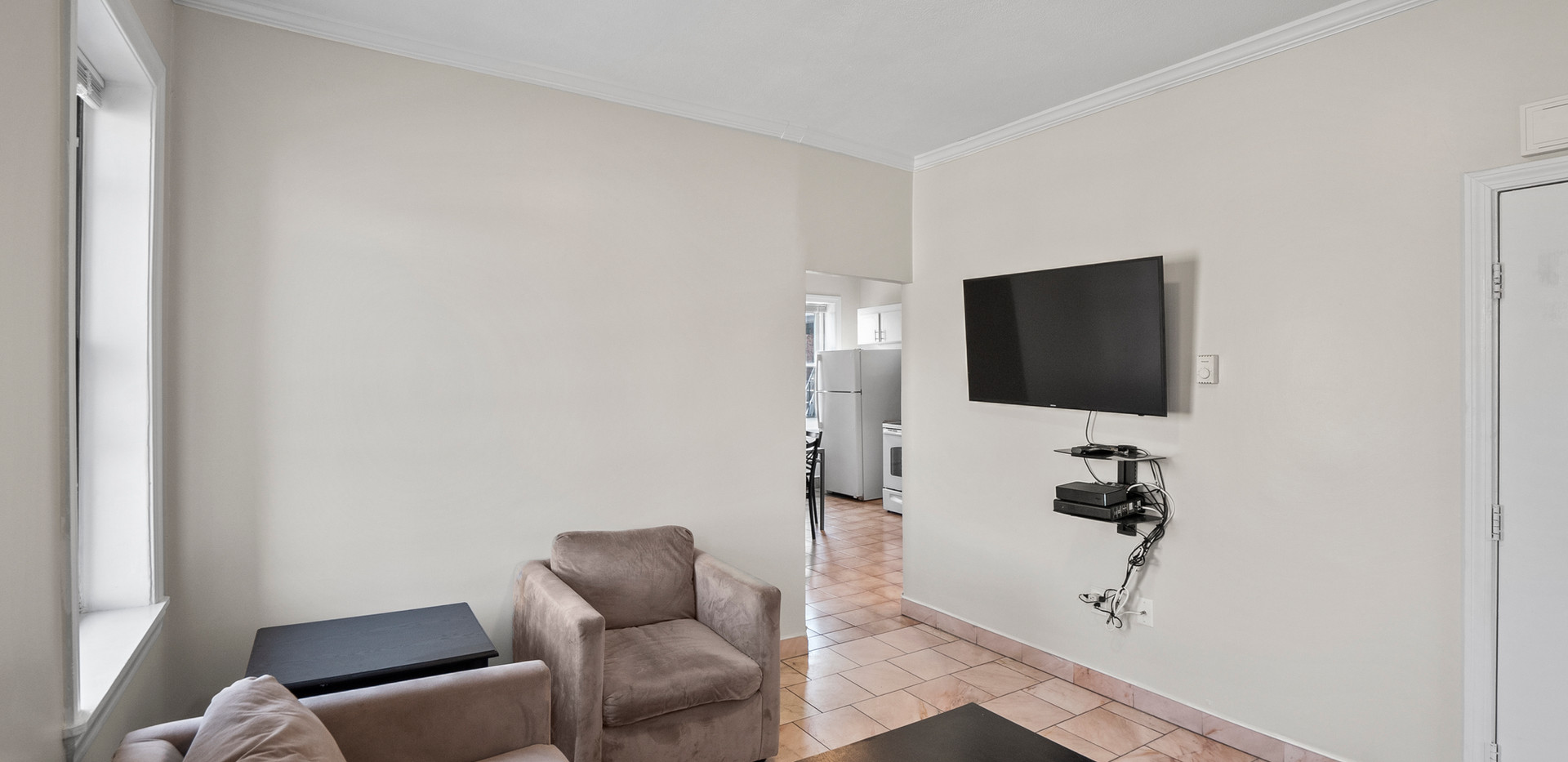 Living Room at 32 Shelby Street Unit 3
