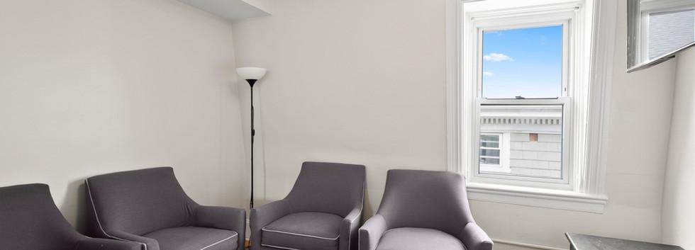 Living Room @ 20 Governor Street Unit 3