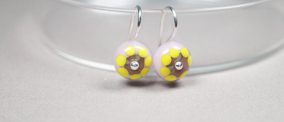 Blümchen Ohrringe |Flower earrings