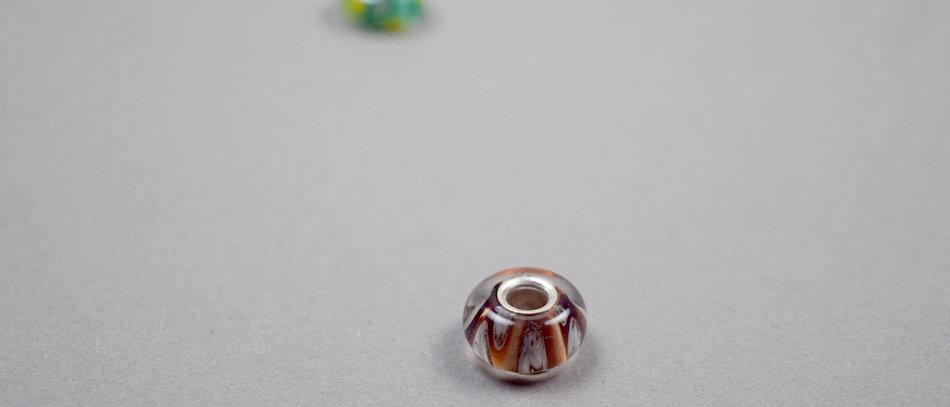 Modulperle | OOAK charm bead