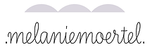 Melanie Moertel Glasperle Logo