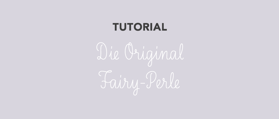 Lampwork Tutorial Original Fairy-Perle