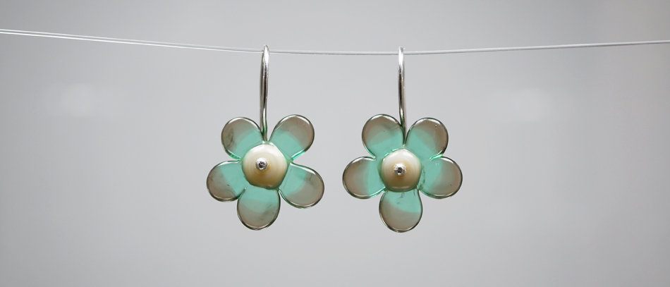 Blumen Ohrringe* | Flower earrings**