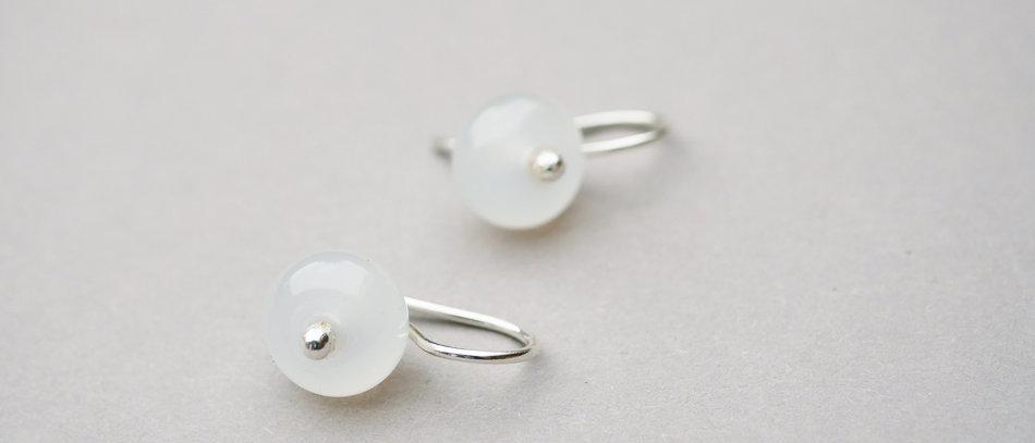 Ohrringe aus Muranoglas | OOAK Earrings