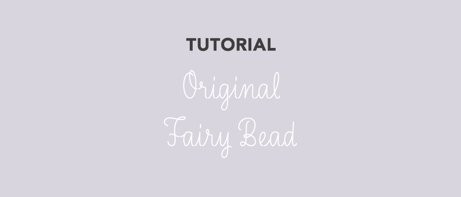 Lampwork Tutorial Fairy Bead (ENGLISH)