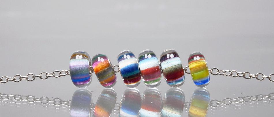 Modulperle   Glass charm