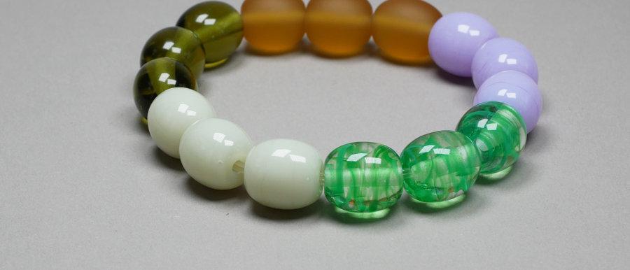 "Armband ""Hoop"" | Stretch bracelet"