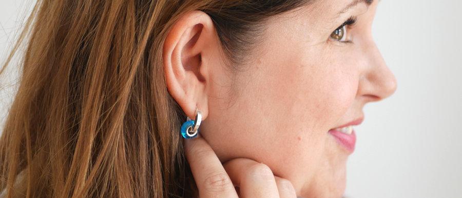 Perlenset in Wunschfarben | Big hole beads