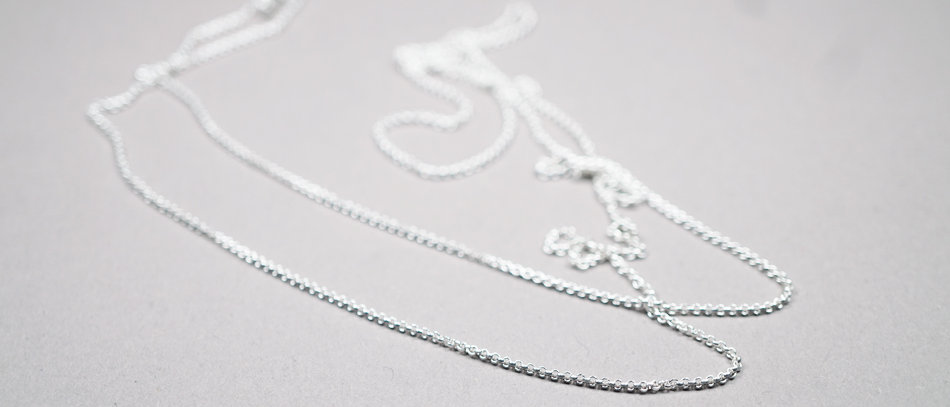 Sterling Silber Kette | Chain sterling silver