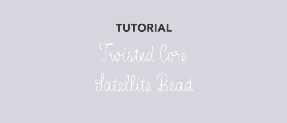 Lampwork Tutorial Twisted Core (ENGLISH)