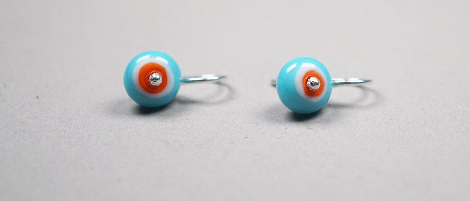 Glas Ohrringe | Small Earrings
