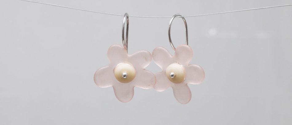Blumen Ohrringe* | Flower earrings**