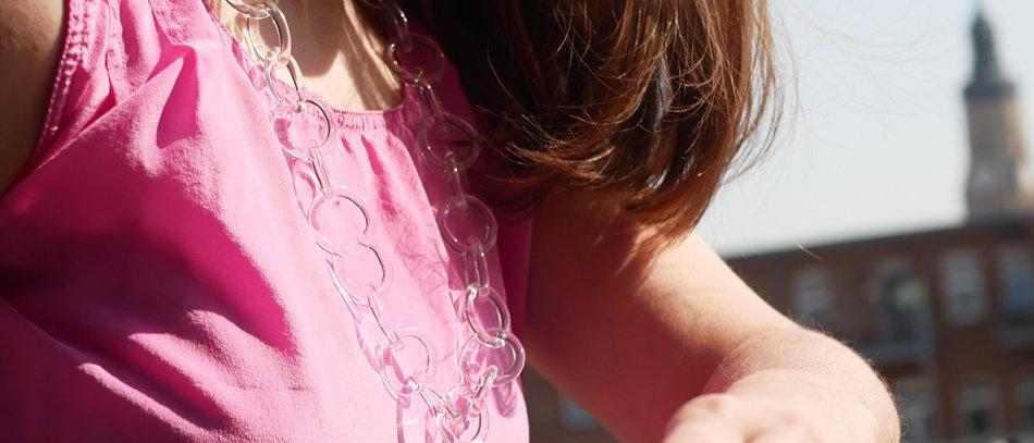 Gliederkette | Chain link necklace