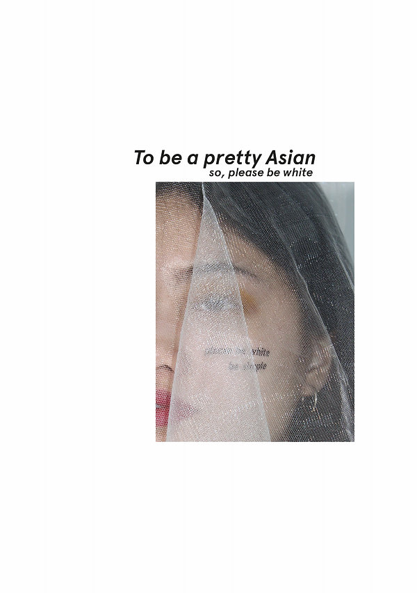 To be a pretty asian