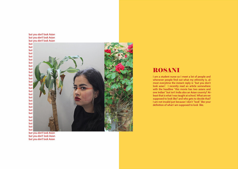 INTERVIEW WITH ROSANI