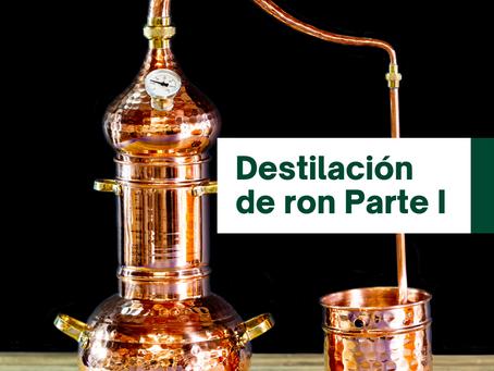 Destilación de ron - Parte I
