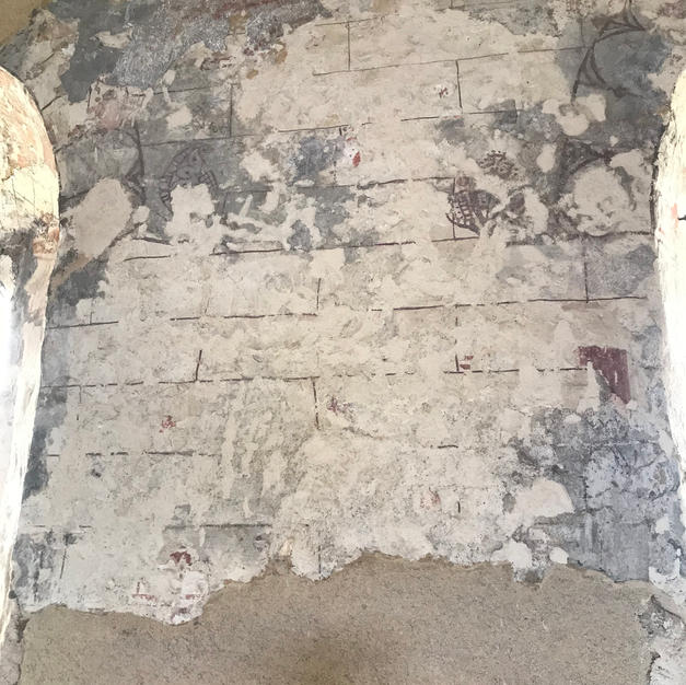 Décor primitif a fresco