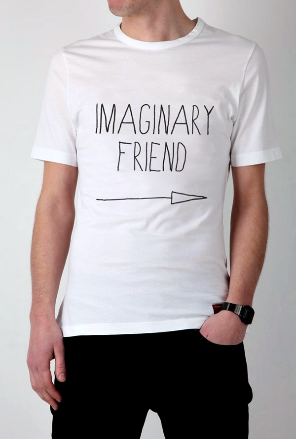 Imaginary Friend T-shirt
