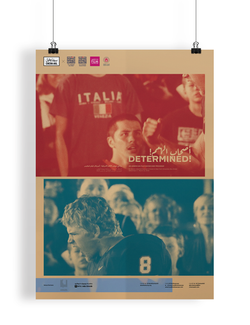 Cinema Akil Program Poster