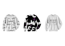 Custom Sweater Graphics