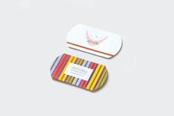 Garmoosha Fashion Business Card