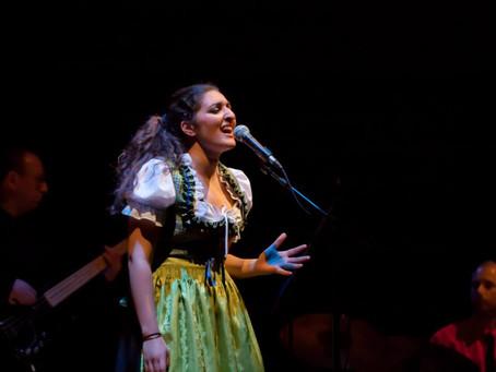 Senda Boutella émerveille le public de la salle Ibn Zeydoun