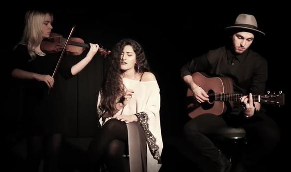Senda Boutella & Michael Tigson (Feat Anna Nazareva)