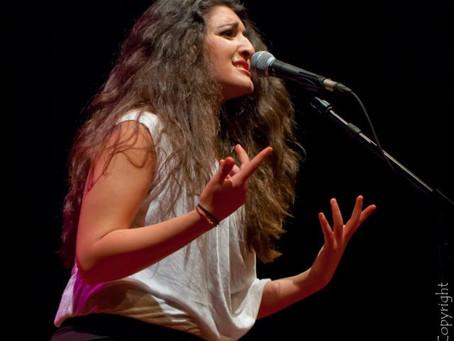 Concert pop de Senda Boutella à Alger