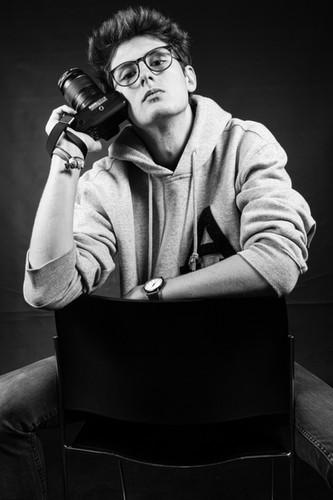 Studio Self Portraits