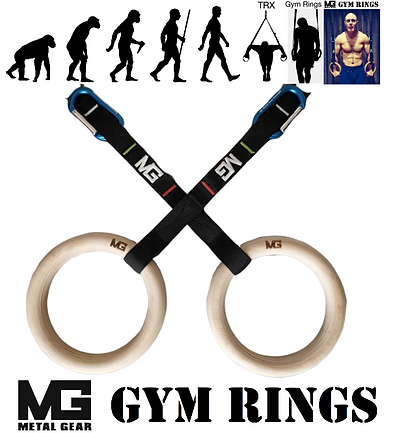 MG Gym Rings