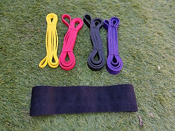 MG Resistance Bands