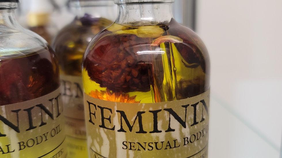Femininity Sensual Body Oil