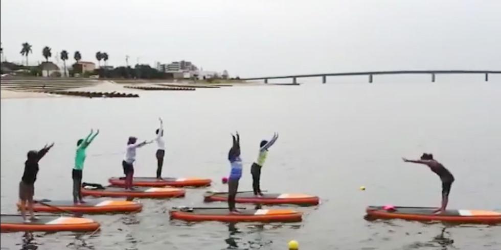 SUPヨガ&体幹トレーニング (1)