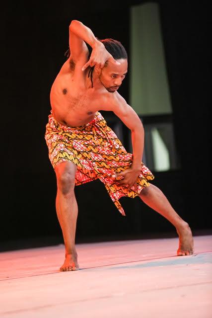 Mbulelo Ndabeni dance