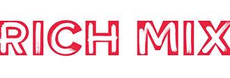 Rich Mix Logo-white on red.jpg