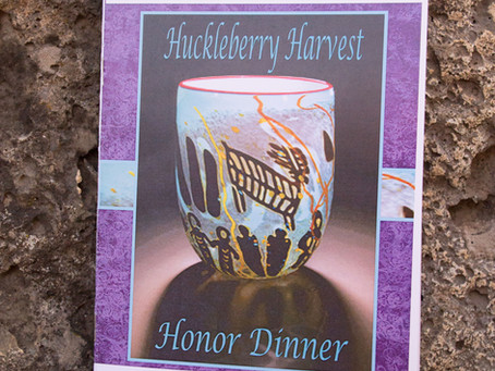 Museum At Warm Springs Hosts Huckleberry Harvest Celebration & Honor Dinner at High Desert Museum