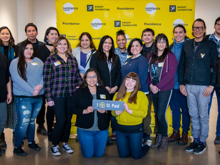 Sundance Institute Holds Local Workshop