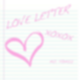 Love letter single cover.png