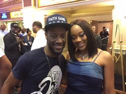 DJ Dex & Monique Shurray