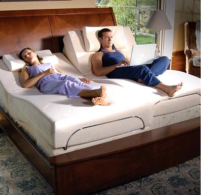 beds tempur tempurpedic adjustable ca bed sonoma pedic