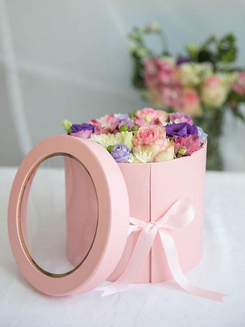 Round 2-Tier Flower Box
