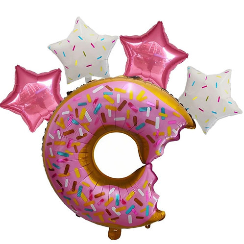 Donut Balloon Combo