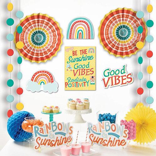 Rainbows & Sunshine Decor Kit