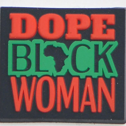Dope Black Woman