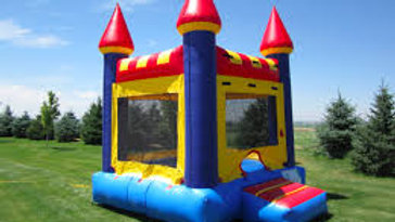 4-Hour Bounce House Rental w/delivery