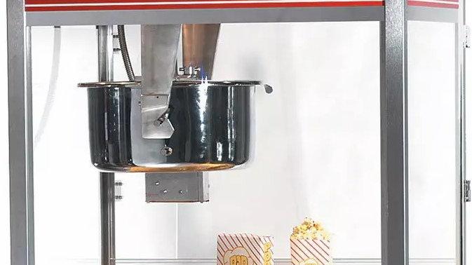 4 - Hour Popcorn Maker Rental