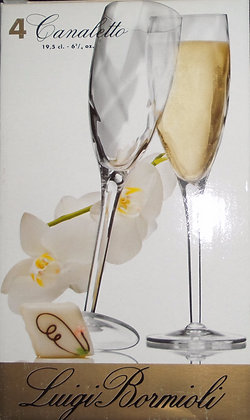 CHAMPAGNE FLUTES (PAIR)_